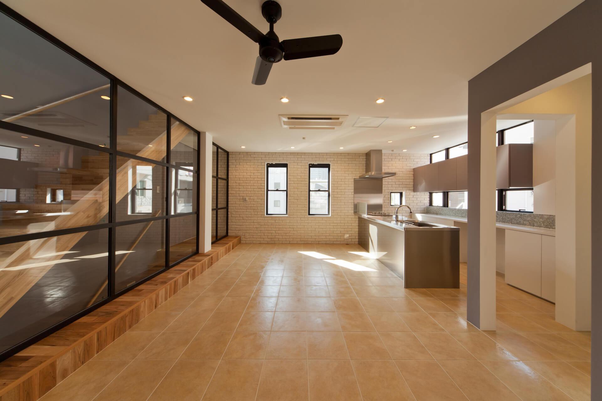渋谷区恵比寿の家